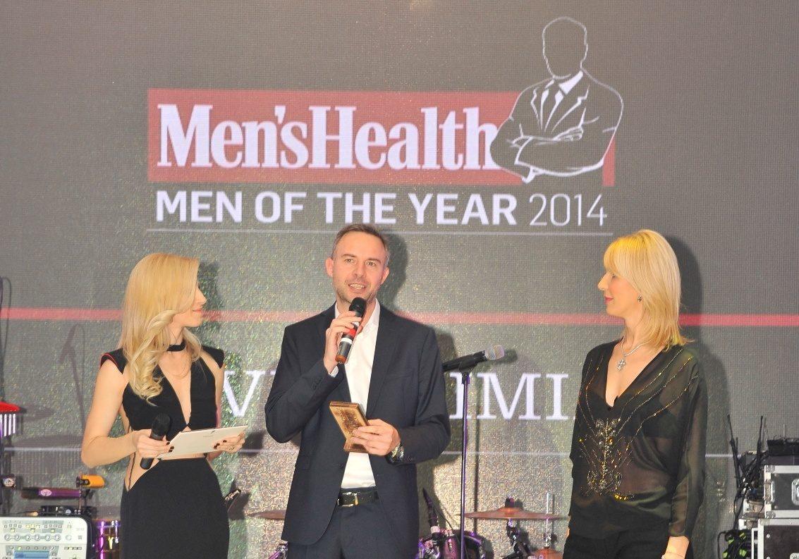Herbalife Romania castiga premiul  Mens Health