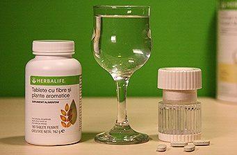 herbalife fibre
